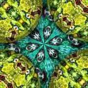 Kaleidocube 03 Art Print