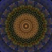 Kaleidoscope Vi Art Print