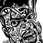 Kamoni-khem Art Print