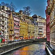 Karlovy Vary - Ceska Republika Art Print
