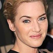 Kate Winslet At Arrivals For Mildred Art Print by Everett