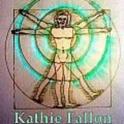 Kathie Fallon Art Print