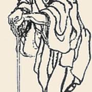 Katsushika Hokusai Art Print