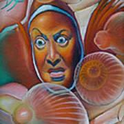 Keep Friends Close And Anemones Closer Art Print