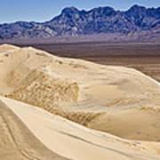 Kelso Sand Dunes 2 Art Print