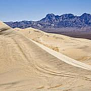 Kelso Sand Dunes Art Print