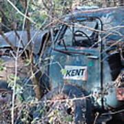 Kent Chevy Truck Art Print