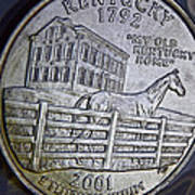 Kentucky 2001 Art Print