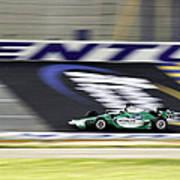 Kentucky Speedway Irl Art Print