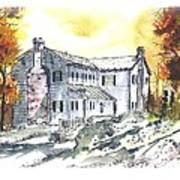 Kilgore Lewis Home Art Print