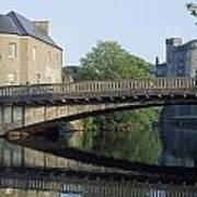 Kilkenny Castle, Kilkenny, Co Kilkenny Art Print