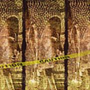 Kill The Buddha Art Print