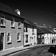 Killala Irish Village County Mayo Ireland Art Print