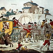 King Louis Xvi: Arrest Art Print