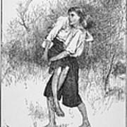 King Williams War, C1690 Art Print