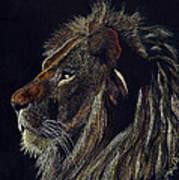 Kingly Art Print