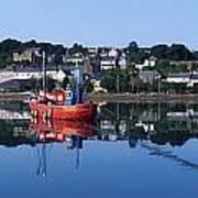 Kinsale Harbour, Co Cork, Ireland Art Print