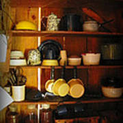 Kitchen Ware For Sale Art Print