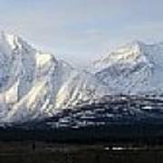 Kluane National Park, Yukon Art Print