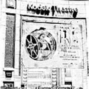 Kodak Theatre Art Print