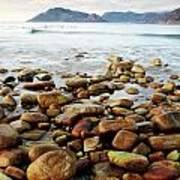 Kommetjie Beach Art Print