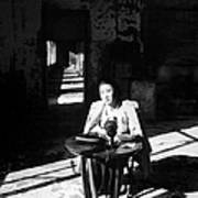Korean Poetess Tells How She Escaped Art Print