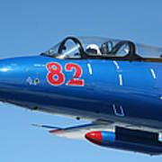 L-29 Delfin Standard Jet Trainer Art Print