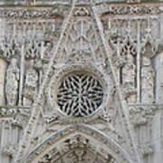 la Chapelle du Saint Esprit Art Print