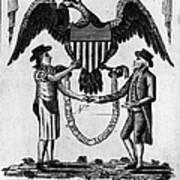 Labor Certificate, 1795 Art Print