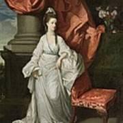 Lady Grant - Wife Of Sir James Grant Art Print