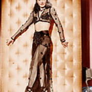 Lady Of Burlesque, Barbara Stanwyck Art Print by Everett