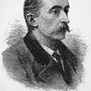 Lafcadio Hearn (1850-1904) Art Print