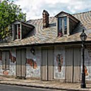 Lafittes Blacksmith Shop Bar New Orleans Art Print