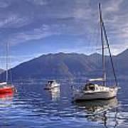 Lago Maggiore Art Print
