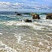 Laguna Beach Coast Art Print