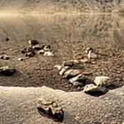 Lake 07 Art Print