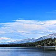 Lake Alva Art Print