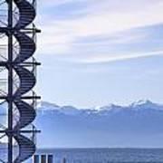 Lake Constance Friedrichshafen Art Print