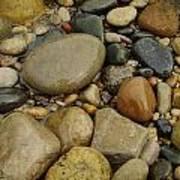 Lake Huron Rocks Art Print