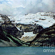 Lake Louise Art Print by Scott Nelson