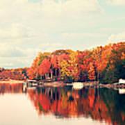Lake Norman North Carolina Art Print