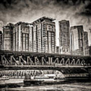 Lake Shore Drive Lsd Art Print