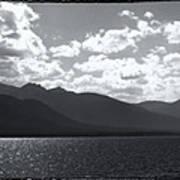 Lake Tahoe Heavenly Art Print