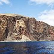Lanai Sea Cliffs Art Print