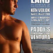 Land Exhibition Poster Art Print