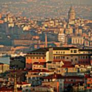 Landscape, Istanbul Print by Photo by Bernardo Ricci Armani