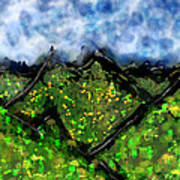 Landsocapeo Art Print