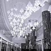 Large Mall Lobby Art Print