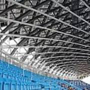 Large Stadium Art Print
