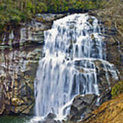 Large Waterfall Art Print